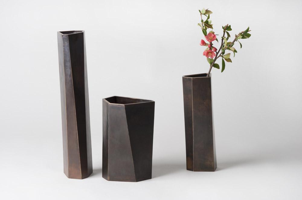 Vasen »Basalta 2, 3 und 1«